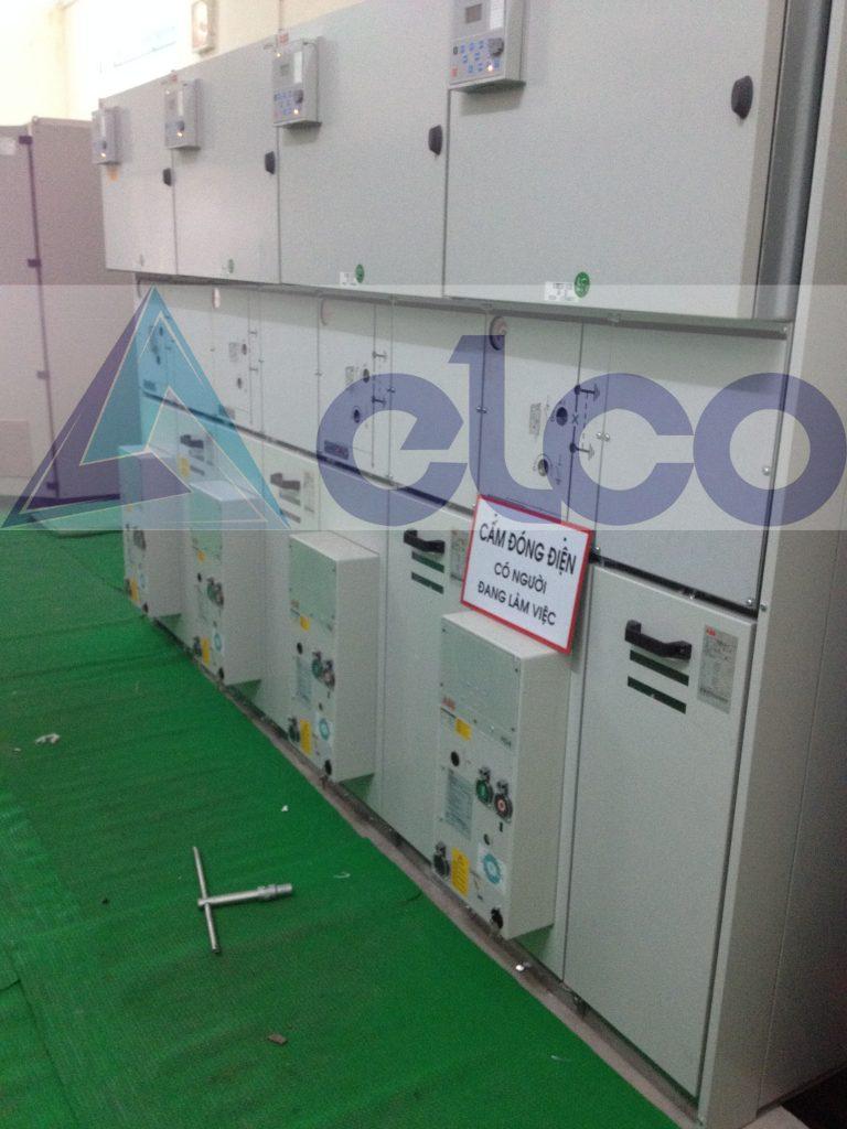 Dự Án Lắp Đặt Bộ Lưu Điện Cho Nhà Máy Nhiệt Điện Tại Uông Bí, Quảng Ninh13